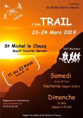 Plaquette trail 2019