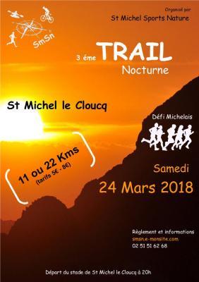 Plaquette trail